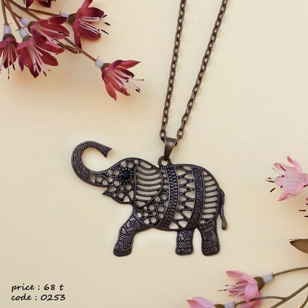 گردنبند فیل خاص