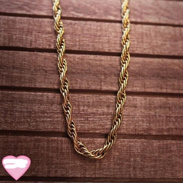 زنجیر طرح طنابی