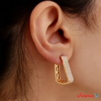 گوشواره طلایی مارک ژوپینگ