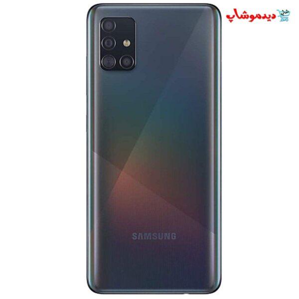 قیمت گوشی galaxy a51