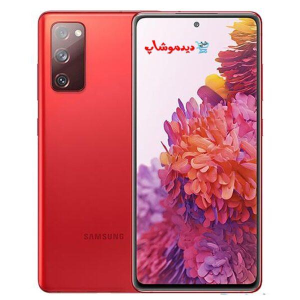 نمایشگر گوشی موبایل Galaxy S20 Fe