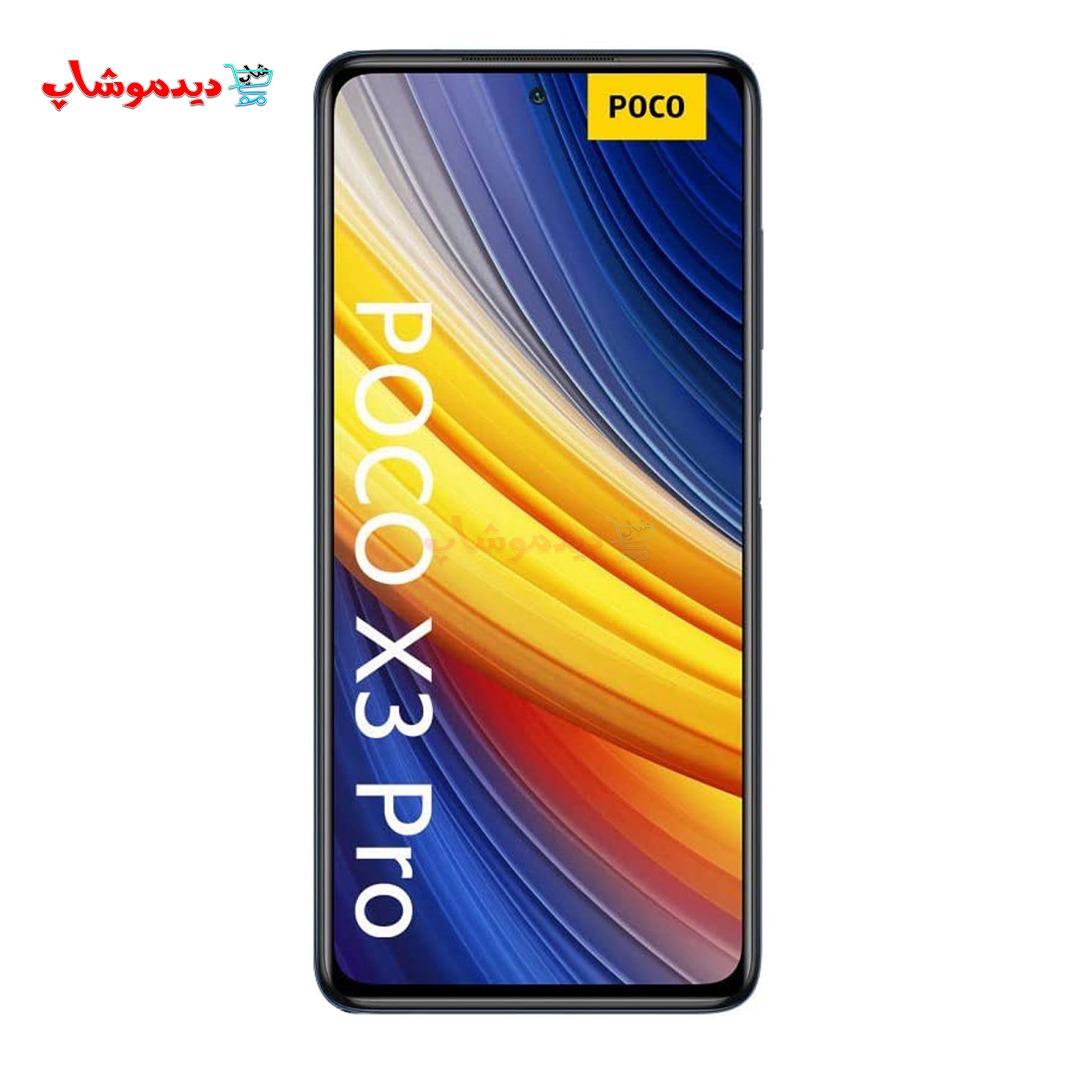 گوشی موبایل شیائومی POCO X3 Pro ظرفیت 256GB