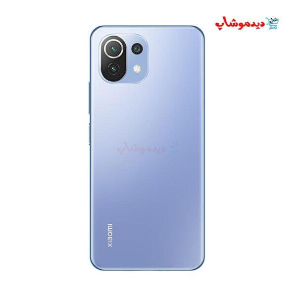 گوشی موبایل شیائومی مدل mi 11 lite ظرفیت 128GB