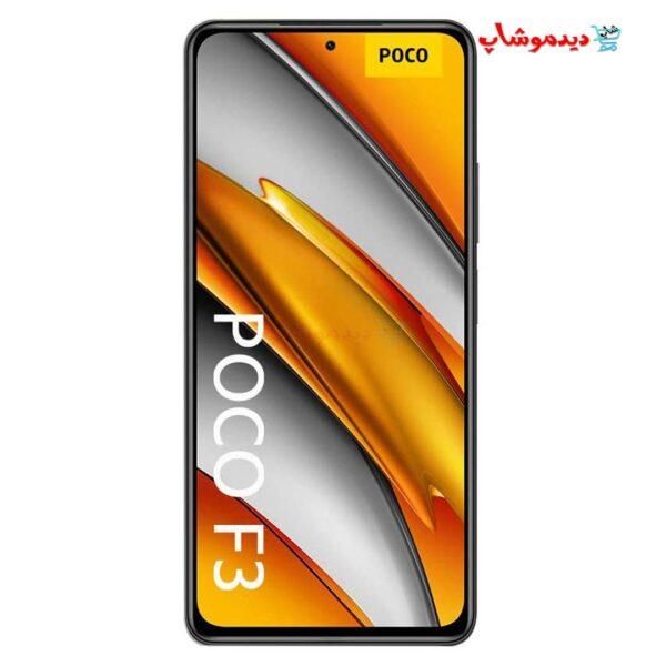 گوشی موبایل شیائومی مدل POCO F3 ظرفیت 128GB و رم 6GB