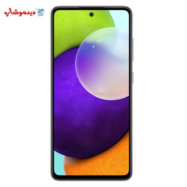 گوشی موبایل سامسونگ A52 ظرفیت 256GB