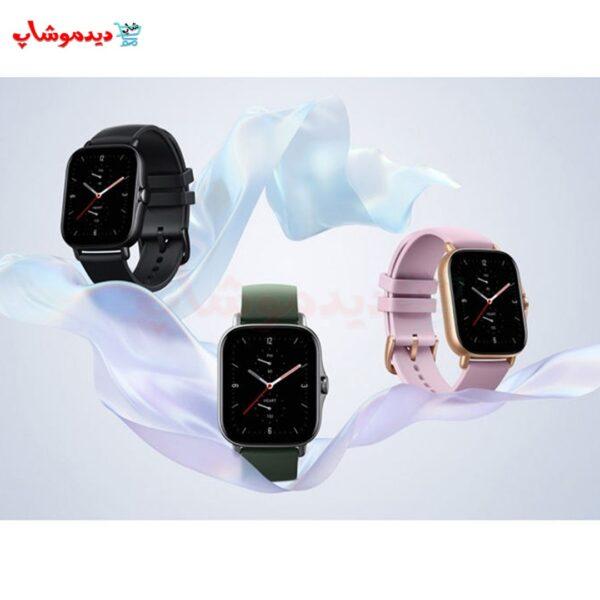 ساعت هوشمند امیزفیت GTS 2E
